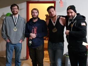 Steel City Open 2018, Open Longsword